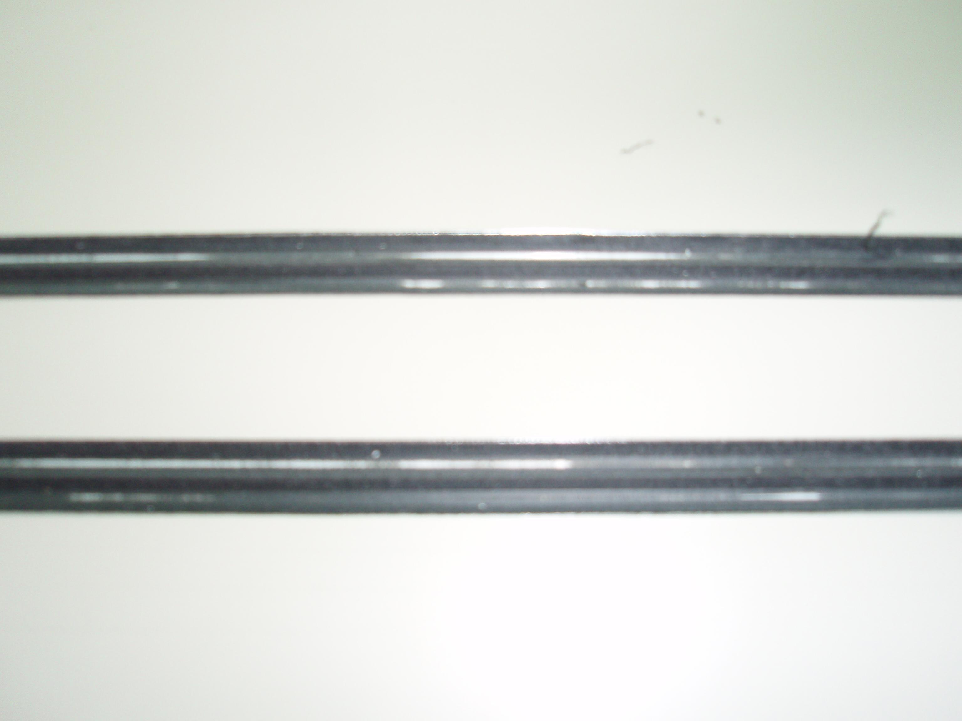Фрезеровка листа композита двойной проход с расстоянием 12 мм
